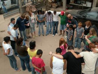 Restoration Life Mission Team 2008