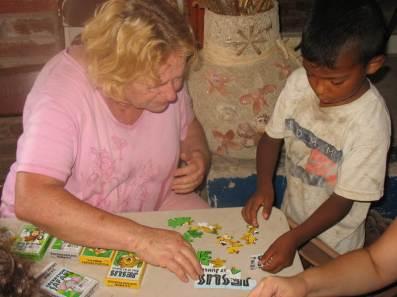 Send Mission Team 2007