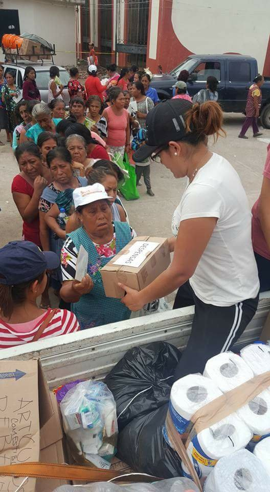 Food distribution Santa Monica