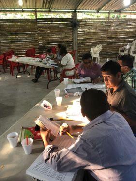 Students in Coyutla